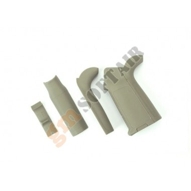 Grip Motore MIAD Set Verde M4/M16 (OT0805 ELEMENT)