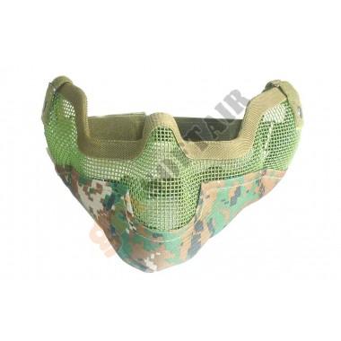 Half Mask Raider Rete Marpat