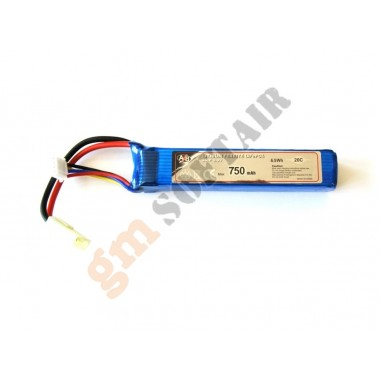 LiFe Po4 9.9x750 20C Tubo
