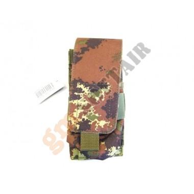 Tasca porta caricatore M4 MOLLE Vegetata