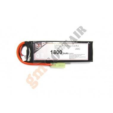 LiPo 7.4x1800 20C