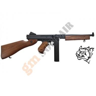 Thompson M1A1 Full Metal (SW05 SNOW WOLF)