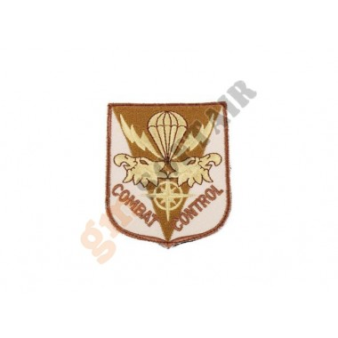 Patch Combat Control TAN Ricamata