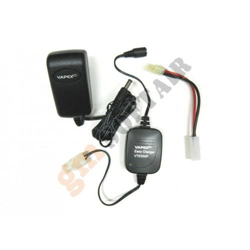 Carica Batterie Vapex VTE500P