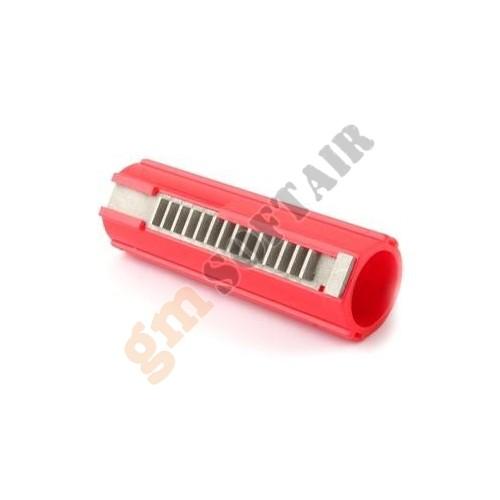 Pistone Rosso con Tutti i Denti in Metallo (IN0405 ELEMENT)