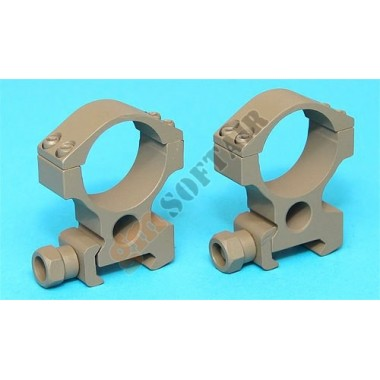 Anelli per DOT da 30mm TAN