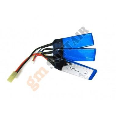 LiFe Po4 9.9x1300 25C Tripla