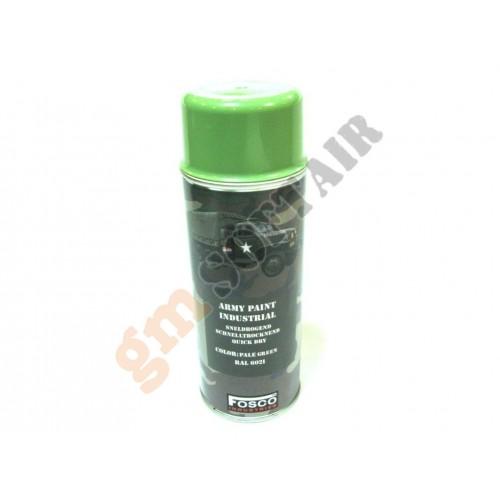 Spray 400ml Pale Green (FOSCO)