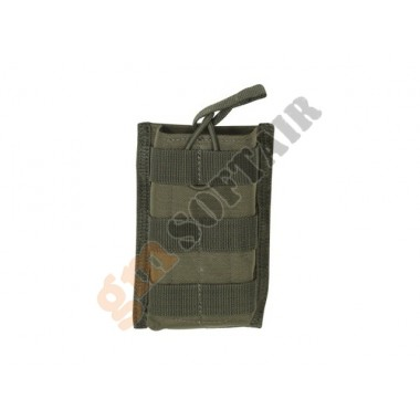 M4/M16 Open Top Mag Pouch Singolo Verde Oliva