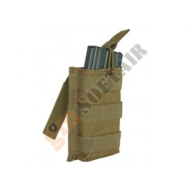 M4/M16 Open Top Mag Pouch Singolo Coyote TAN
