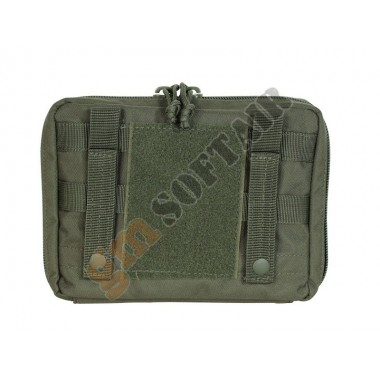 Sniper Data Book Pouch Verde Oliva