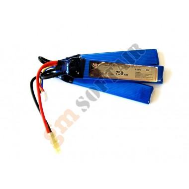 LiFe Po4 9.9x750 20C Tripla
