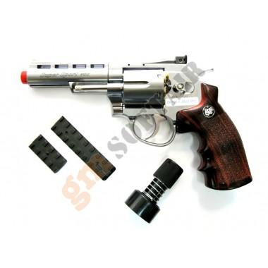 Revolver C701 4 inc Silver