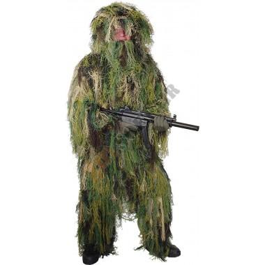 Ghillie Suit tg. XL-2XL Woodland