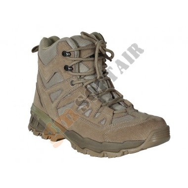 6 inc Low Cut tactical Boots TAN tg.10