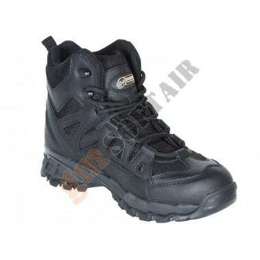 6 inc Low Cut tactical Boots Neri tg.12