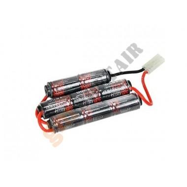 Batteria 9.6V x 1500mAh EP per M3