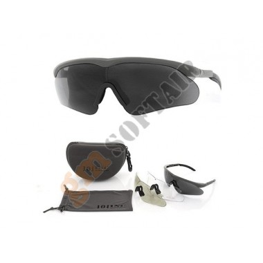 Tactical Assault Goggle Style Neri