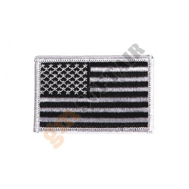 Patch USA Silver