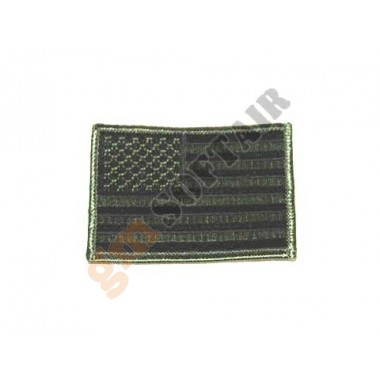 Patch USA OD Green
