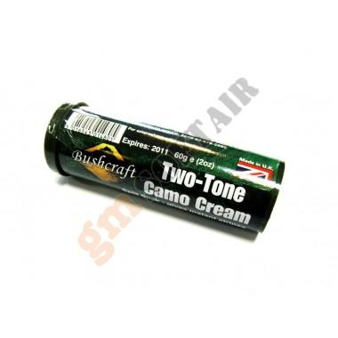 Colori Viso in Stick Nero/Verde 60g