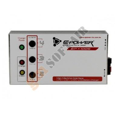 Carica Batteria Digitale LiPo E-Power