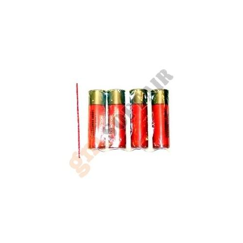 Confezione 4 Bossoli M3/Spas12 (CAR186 GOLDEN EAGLE)