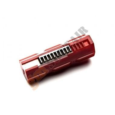 Pistone Rosso in Fibra di Nylon (GB-01-65 Lonex)
