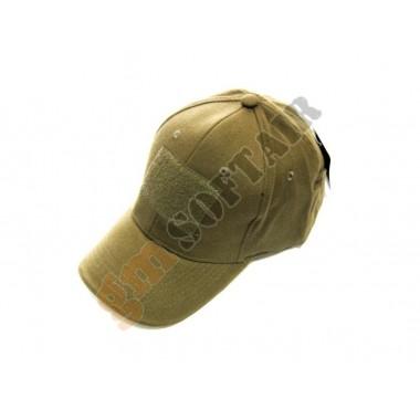 Cappello Contractor con Velcro Verde