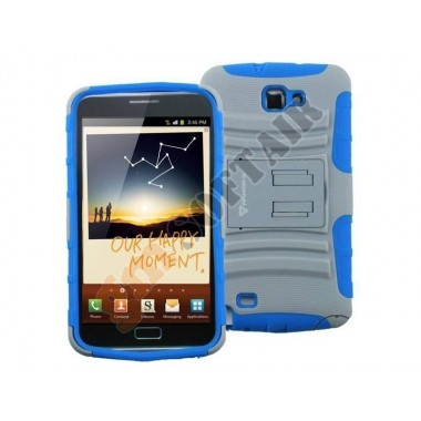 Cover Galaxy NOTE Gray/Blue ACS-S40-C04