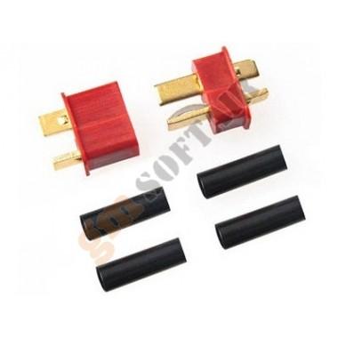 Connettori a T per Batterie