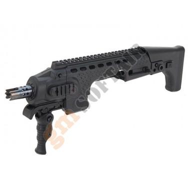 Caribe Action Combat Carbine per Glock Nero