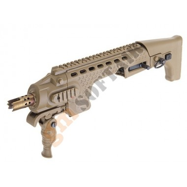 Caribe Action Combat Carbine per Glock TAN