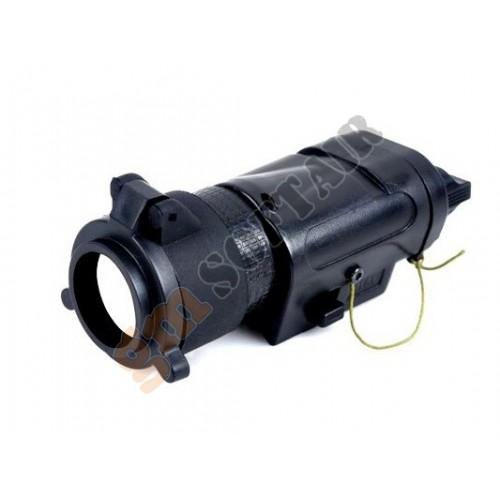 Torcia M3X Tactical Short Nera (EX185 ELEMENT)