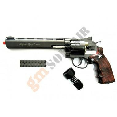 Revolver C703 8 inc Nero