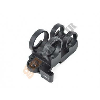 LaRue Tactical Double Stack Light Mount Nero (EX302 ELEMENT)