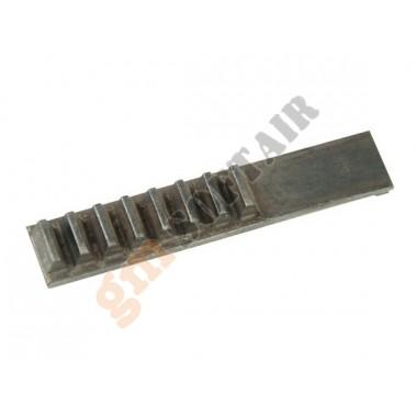 Dentatura in Metallo per Pistone POM