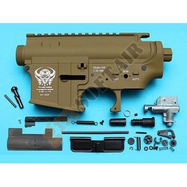 Guscio per M4/M16 Seal Skull TAN