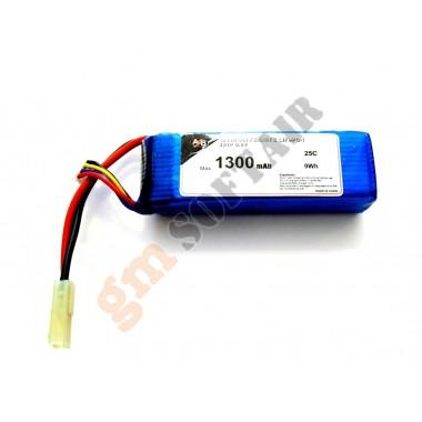 LiFe Po4 9.9x1300 25C Tavoletta