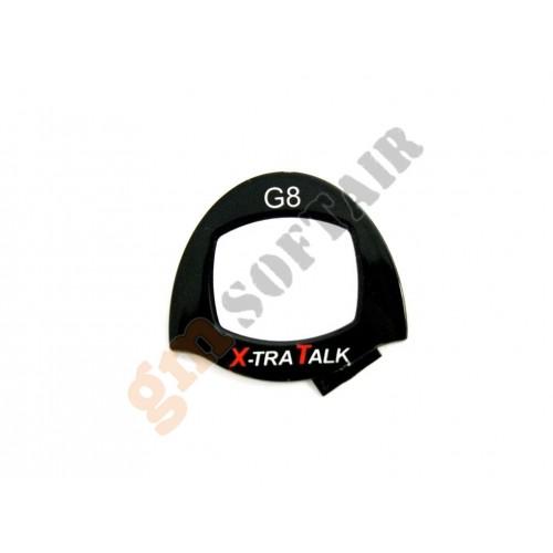 Vetrino Copri LCD per G8 (R72492 MIDLAND)
