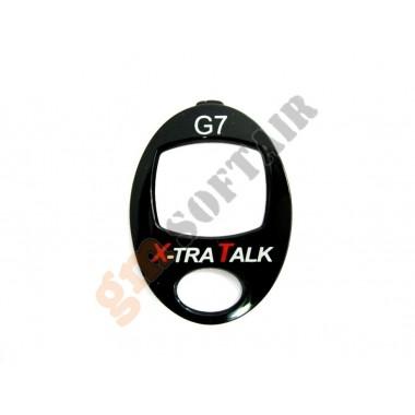 Vetrino Copri LCD per G7