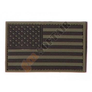 Bandiera USA OD Gommata PVC