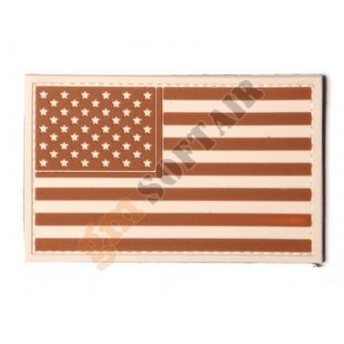 Bandiera USA TAN Gommata PVC