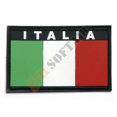 Bandiera Italia Colori Gommata PVC