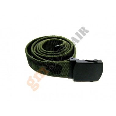 Cintura con Fibbia in Metallo Woodland (101 INC)