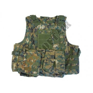 Body Armor con Tasche Marpat