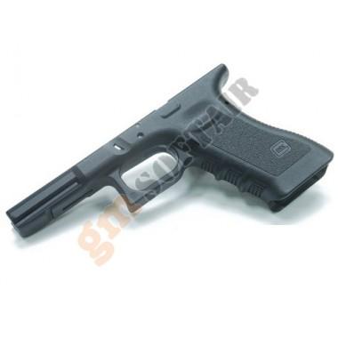Guscio per Glock G17 Nero