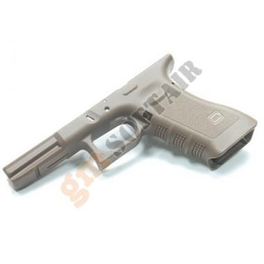 Guscio per Glock G17 TAN
