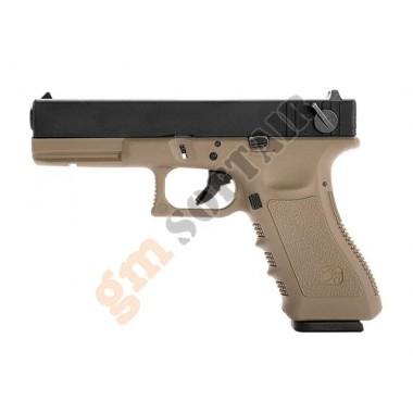 Glock S18C Tan