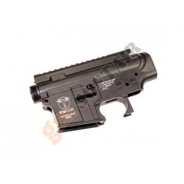 Guscio Completo M4/M16 Loghi ICS in ABS